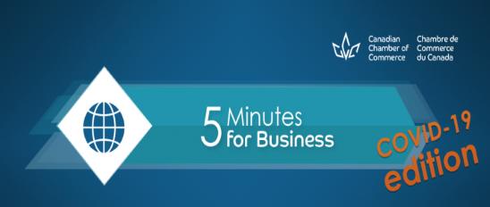 5 MINUTES FOR BUSINESS